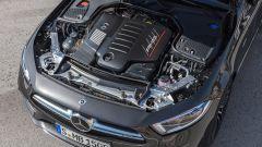 Mercedes-AMG CLS 53: il vano  motore