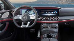 Mercedes-AMG CLS 53: la plancia