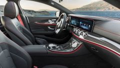 Mercedes-AMG CLS 53: l'abitacolo