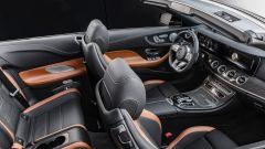 Mercedes-AMG E 53 Cabrio: gli interni