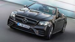Mercedes-AMG E 53 Cabrio: vista 3/4 anteriore
