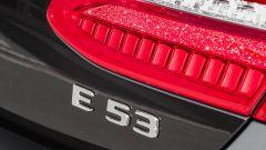 Mercedes-AMG E 53: dettaglio del fanale