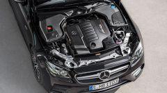 Mercedes-AMG E 53: il nuovo motore mild hybrid
