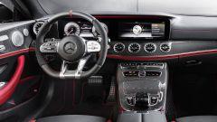 Mercedes-AMG E 53: la plancia
