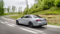 Mercedes-AMG E 63 2020 berlina, comfort e potenza di categoria superiori