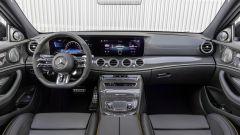 Mercedes-AMG E 63 2020, gli interni