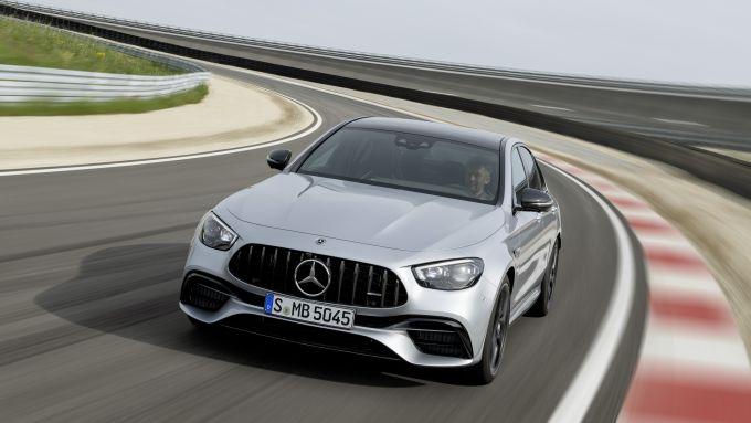 Mercedes-AMG E 63 S 2020: da strada o da pista?