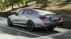 Mercedes-AMG E63, da 0 a 100 km/h in 3,4 secondi