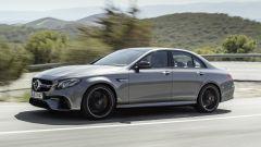 Mercedes-AMG E63: pronti a mettervi di traverso? - Immagine: 5