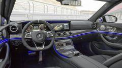 Mercedes-AMG E63, gli interni