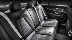 Mercedes-AMG E63, i sedili posteriori