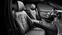 Mercedes-AMG E63, i sedili