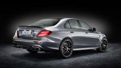 Mercedes-AMG E63, il lato-b