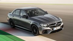 Mercedes-AMG E63, il motore V8 arriva a 612 cv nella versione più potente