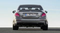 Mercedes-AMG E63, il posteriore