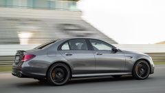 Mercedes-AMG E63, la versione S ha anche la drift mode