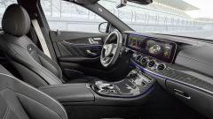Mercedes-AMG E63, l'abitacolo