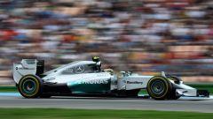 Mercedes AMG F1 - Circuito Hockenheim