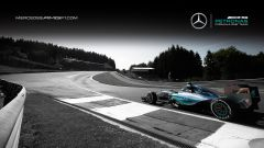 Mercedes AMG F1 - Spa Francorchamps