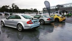 Mercedes AMG festeggia i 50 anni della gamma a Monza - Immagine: 2