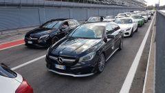 Mercedes AMG festeggia i 50 anni della gamma a Monza - Immagine: 5