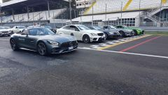 Mercedes AMG festeggia i 50 anni della gamma a Monza - Immagine: 6