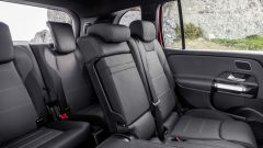 Mercedes-AMG GLB 35: dettaglio degli interni