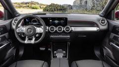 Mercedes-AMG GLB 35: la plancia