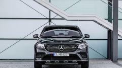 Mercedes-AMG GLC 43 Coupé: il frontale è più cattivo grazie alle modifiche estetiche