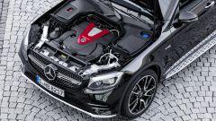 Mercedes-AMG GLC 43 Coupé: il V6 biturbo può contare su 520 Nm di coppia
