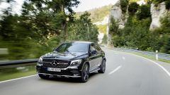 Mercedes-AMG GLC 43 Coupé: la suv ad alte prestazioni verrà presentata al prossimo Salone di Parigi