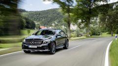 Mercedes-AMG GLC 43 Coupé: la suv ama correre - Immagine: 9