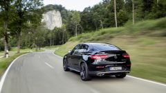 Mercedes-AMG GLC 43 Coupé: la trazione è l'integrale 4Matic tarata appositamente per l'auto