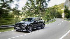 Mercedes-AMG GLC 43 Coupé: lo 0-100 viene risolto in 4,9