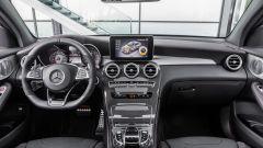Mercedes-AMG GLC 43 Coupé: nell'abitacolo si respira un'atmosfera sportiva