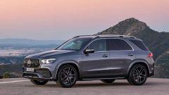 Mercedes-AMG GLE 53 4Matic+: ecco il suv ibrido e sportivo - Immagine: 3