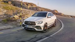 Mercedes AMG GLE 53: il frontale