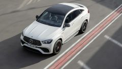 Mercedes-AMG GLE 63 4MATIC+ Coupé, anche in versione S