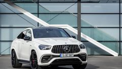 Mercedes-AMG GLE 63 4MATIC+ Coupé, il frontale