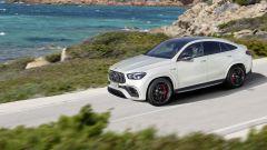 Mercedes-AMG GLE 63 4MATIC+ Coupé: potenza e lusso al top