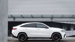 Mercedes-AMG GLE 63 4MATIC+ Coupé: visuale laterale