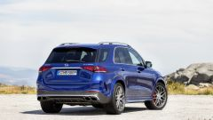 Mercedes AMG GLE 63 S: 3/4 posteriore