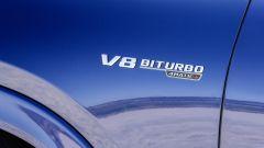 Mercedes AMG GLE 63 S: badge V8 biturbo 4Matic+