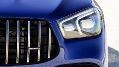 Mercedes AMG GLE 63 S: dettaglio fari anteriori