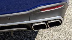 Mercedes AMG GLE 63 S: dettaglio terminali di scarico