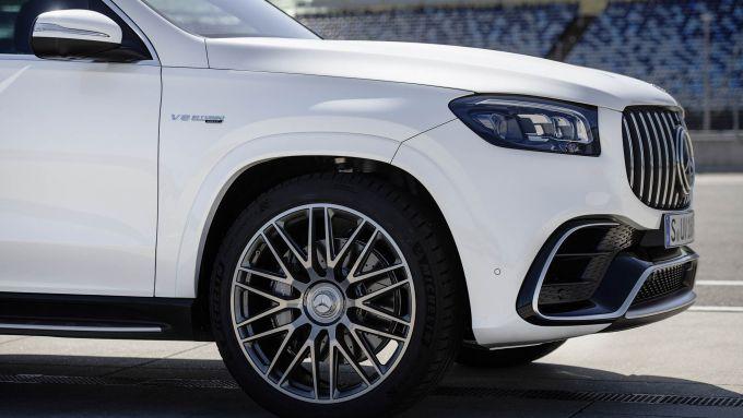 Mercedes AMG GLS 63