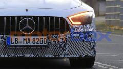 Mercedes-AMG GT 4, la super coupé si aggiorna. Foto spia - Immagine: 8