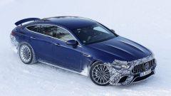 Mercedes-AMG GT 73 EQ Power+ 4 Coupé: visuale dall'alto