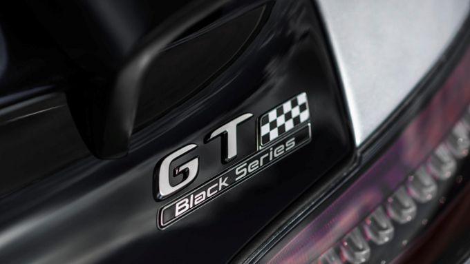 Mercedes-AMG GT Black Series, dettaglio di stile
