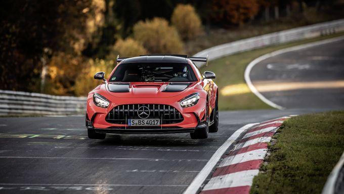 Mercedes-AMG GT Black Series: è lei la più veloce al 'Ring
